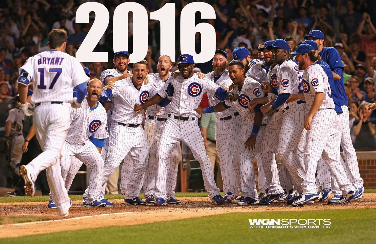 WGN-TV announces 2016 Chicago Cubs broadcast schedule