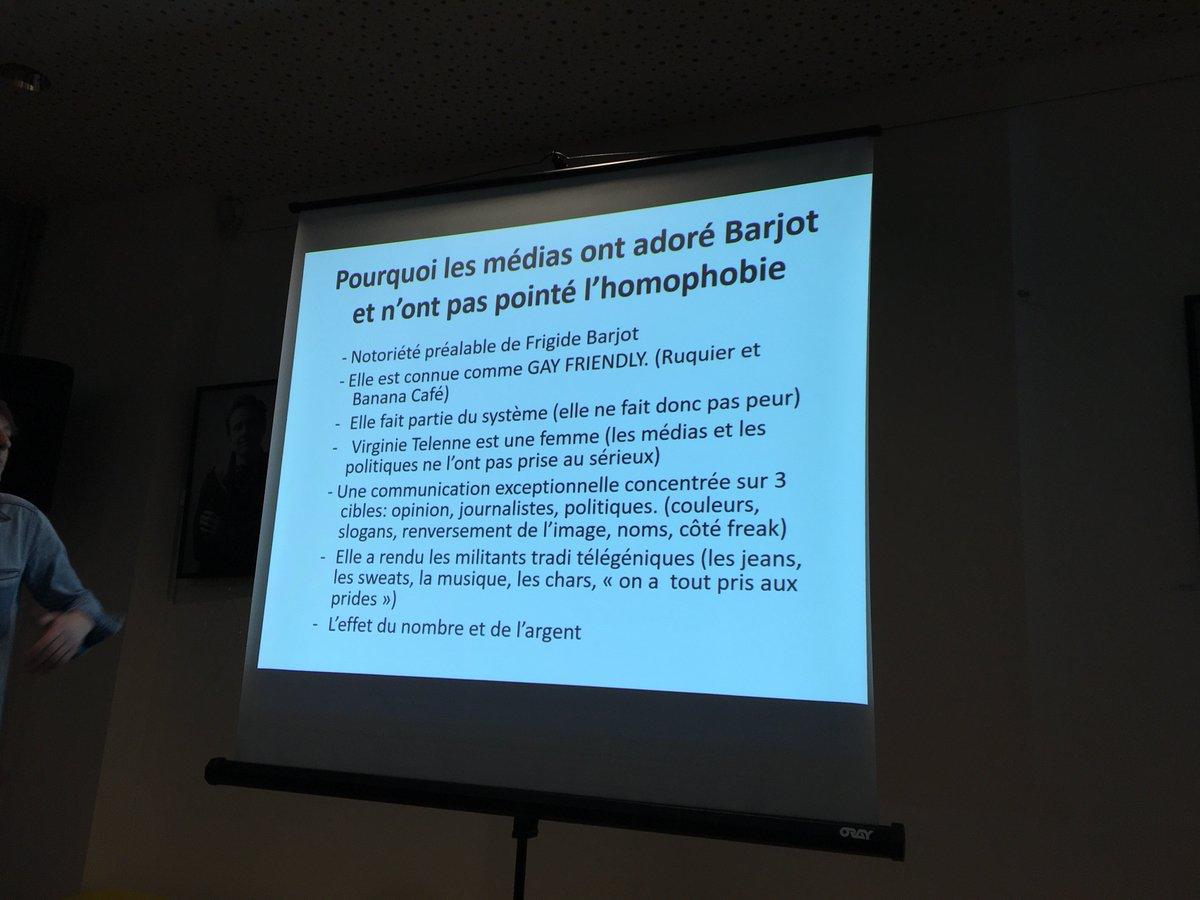 """@ajlgbt """"les médias ont fait le mouvement"""", selon les confidences de Frigide Barjot https://t.co/RxDlAFlaKV"""