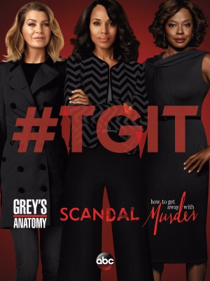 Our favorites are back! TGIT starts at 8 tonight! Will you be watching?