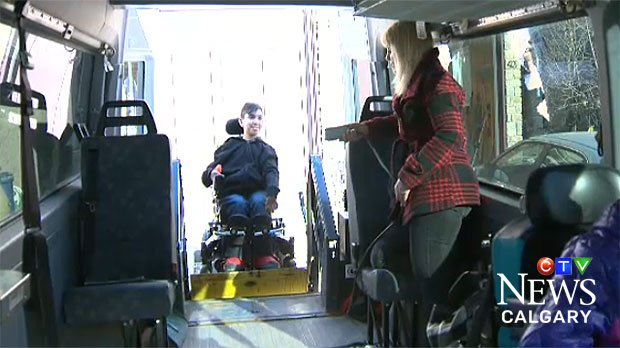 Calgary family with mobility challenges needs help to replace old clunker