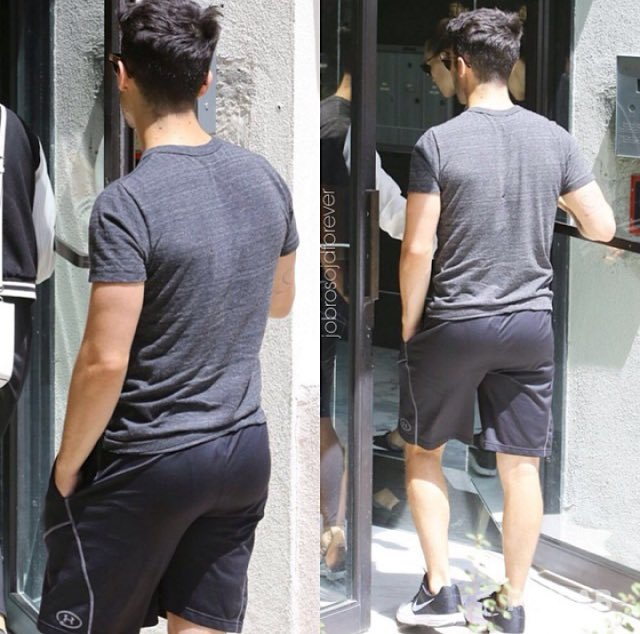 Joe Jonas Butt 68