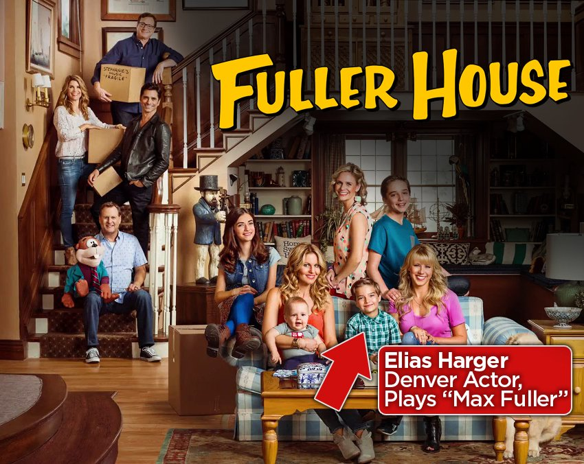New 'Fuller House' trailer features young Denver actor Elias Harger