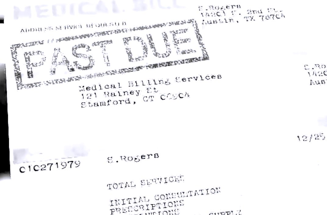 Ever get 1 of these in the mail from your doc? Why they're increasing in TX & how to save $ after u get one @ 10pm