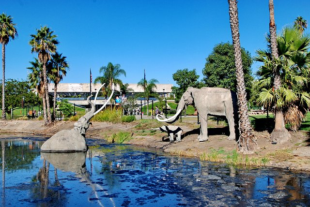 There's A Whiskey Festival Heading To The La Brea Tar Pits Next Week