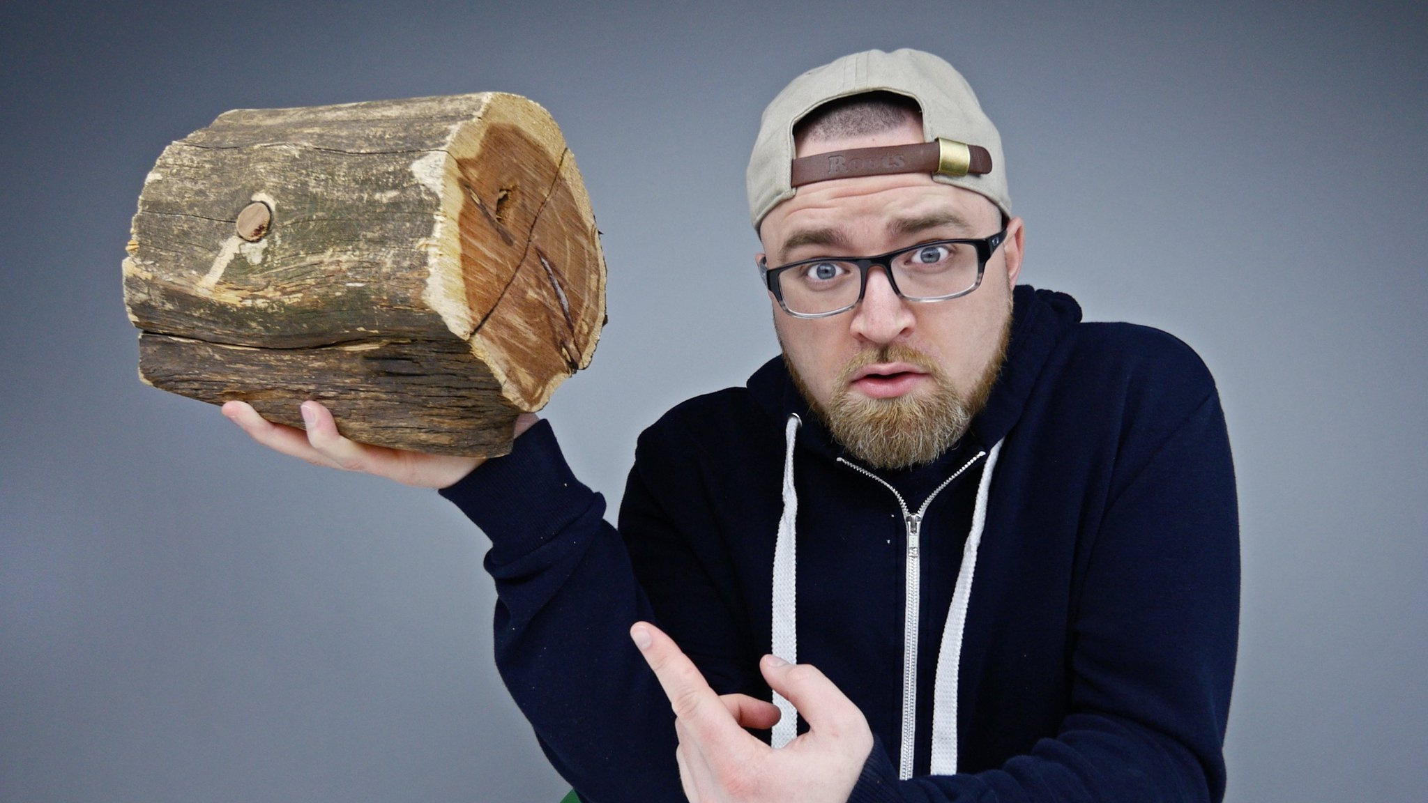 Lewis Hilsenteger On Twitter Quot New Video The Wood Log Of