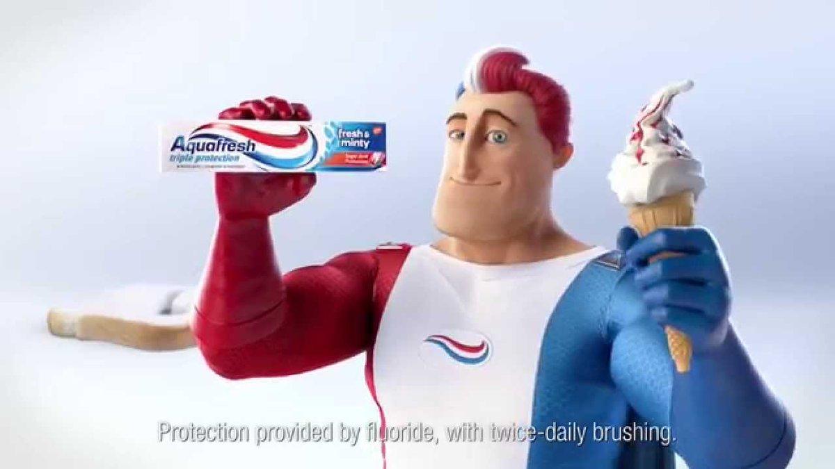 """Dentifricio """"Aquafresh"""": Diffidate dai messaggi pubblicitari che promettono risultati miracolosi"""
