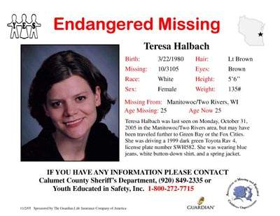 DiscoveryID on Twitter The missing persons poster used for – Missing Person Flyer