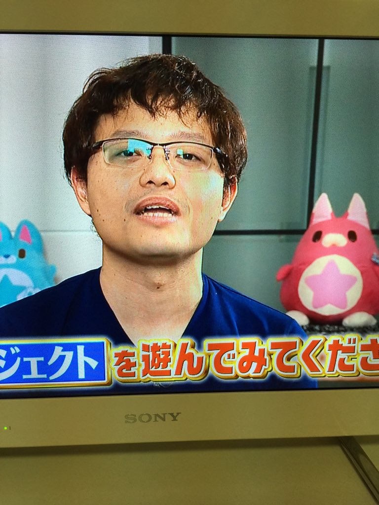 【白猫】浅井Pが日テレの番組「biz search」に出演!白猫プロジェクトを地上波で紹介!【プロジェクト】