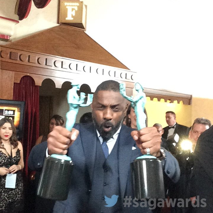 Congrats to double winner @idriselba at the #sagawards!! https://t.co/SrYcTHLS7d