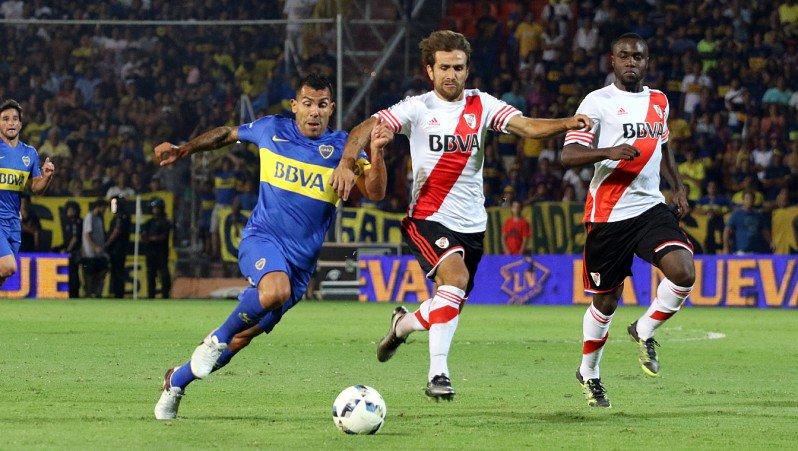 Fútbol de Verano | River le ganó a Boca en Mendoza y se adueñó de los clásicos de verano