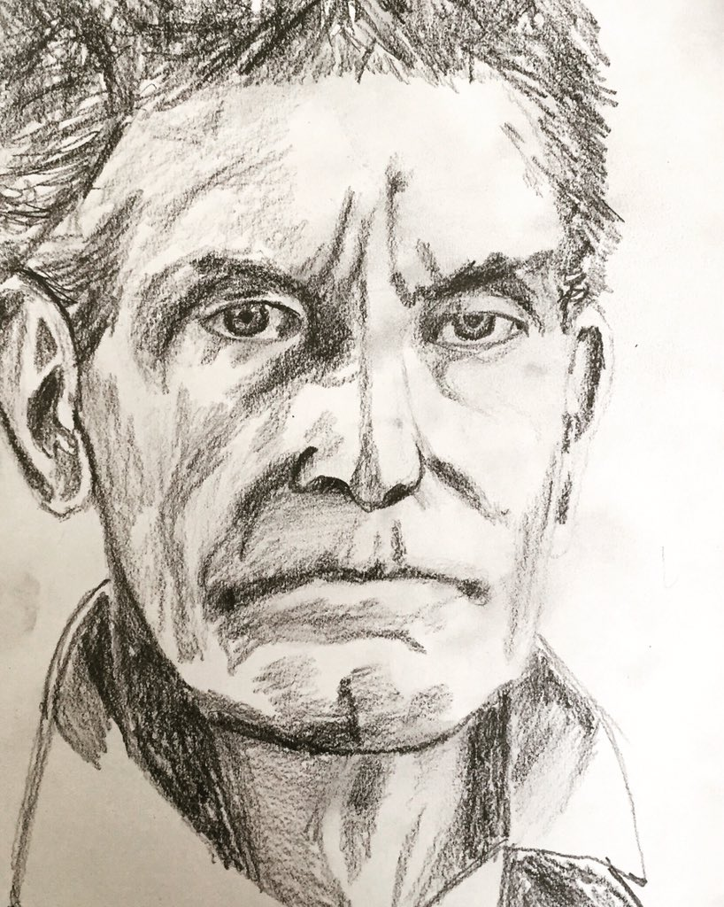 how to draw john brown