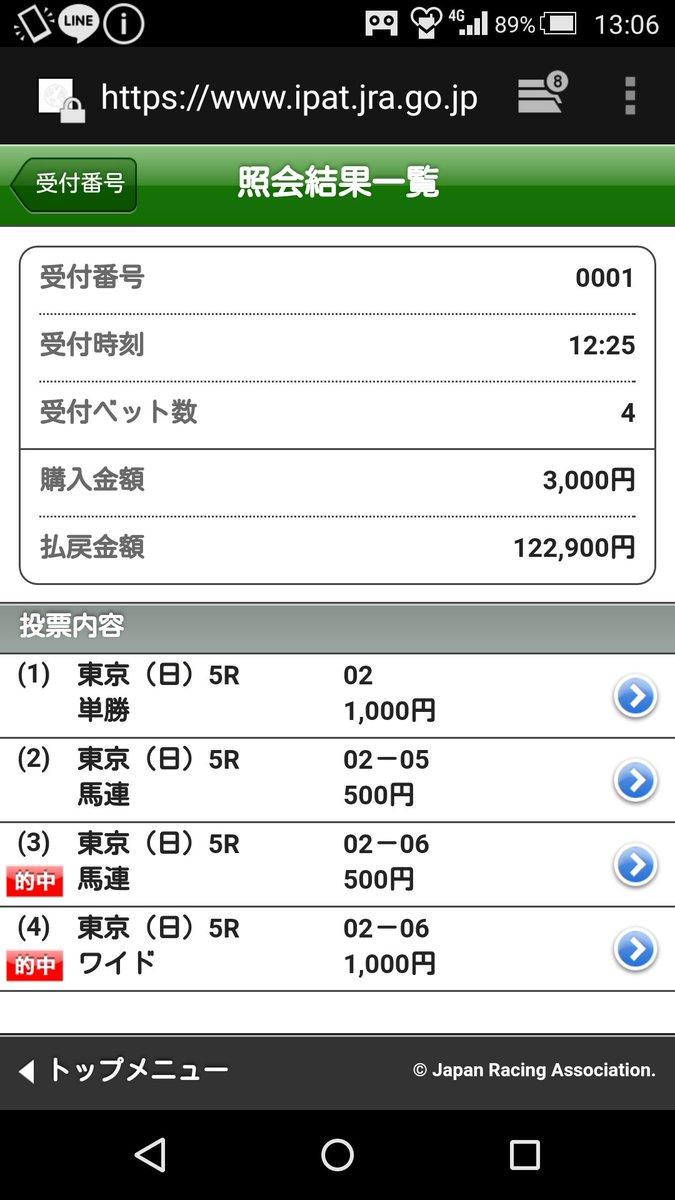 東京5R、人生屈指の輝き https://t.co/XYGbxtUIH3