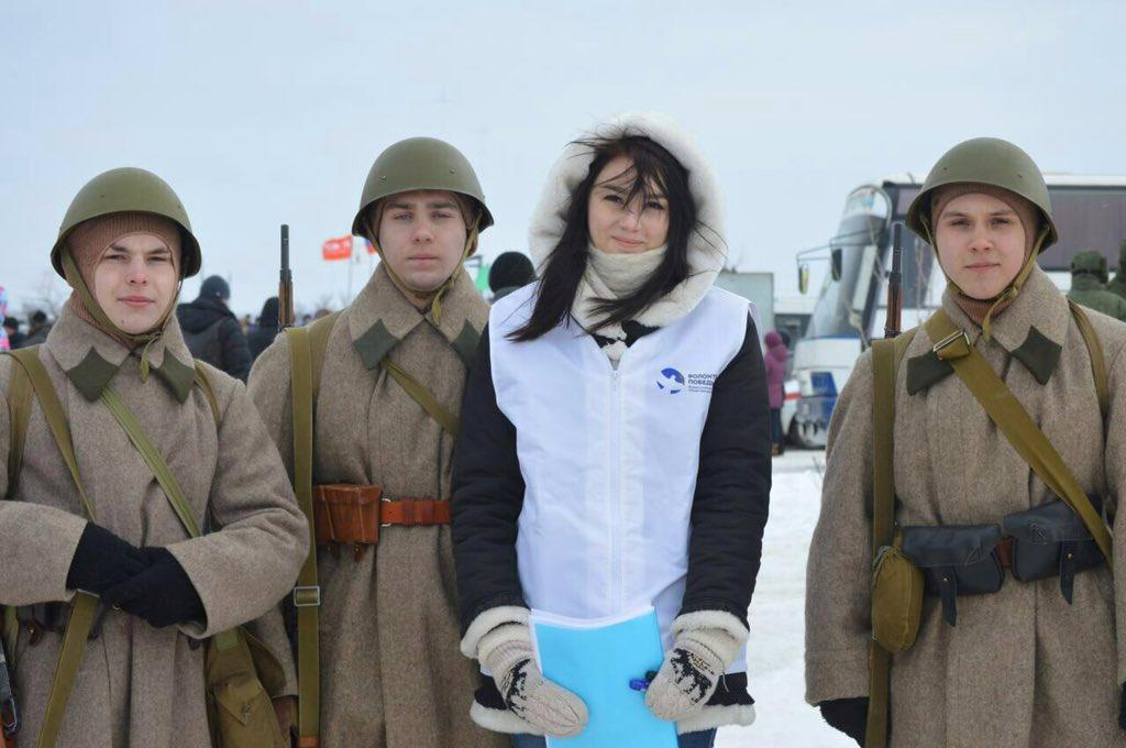 сталинградская битва фото картинки
