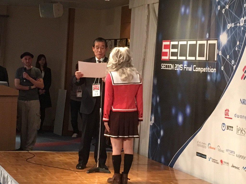 まさかの、トモリナオ(生徒会長)さんが、文部科学大臣賞を受賞! 3番を解いてくれて、ほんとにありがとうございました!( ̄▽ ̄) https://t.co/W0J1RcrMq8