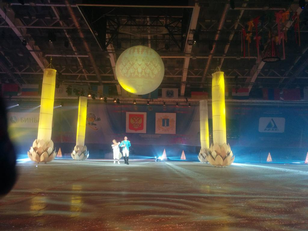 Церемония  открытия ЧМ по хоккею в Ульяновске CaCl7pmWQAAhoqZ