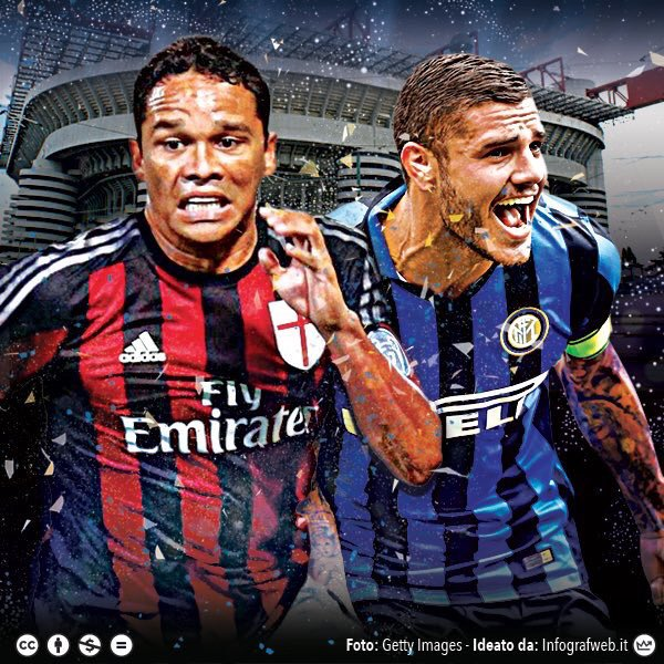 MILAN-INTER Streaming Gratis  20 11 2016: vedere Diretta TV con iPhone Tablet PC