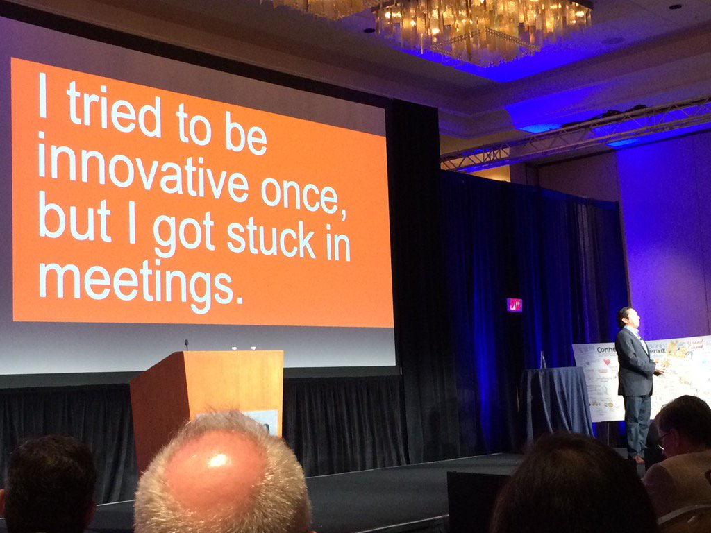 True words from @briansolis #ibmconnect https://t.co/Ye3of1YThu