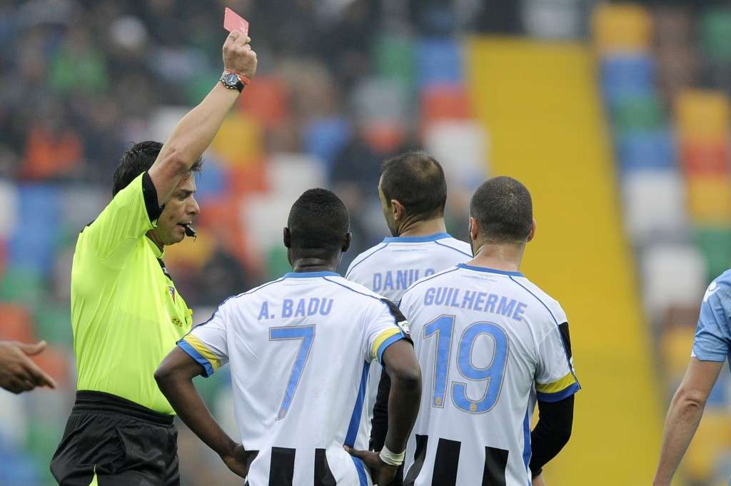 Video: Udinese vs Lazio
