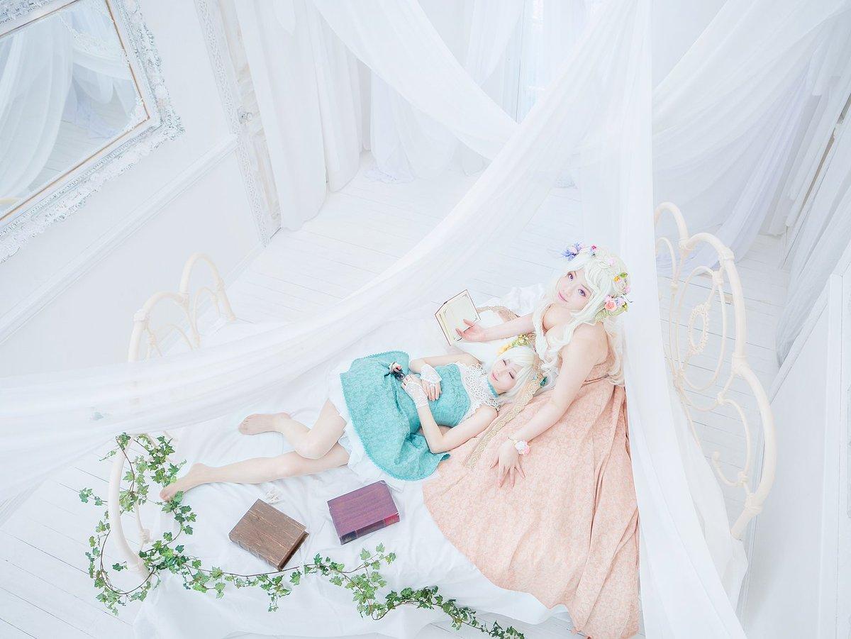 速報:スタジオ撮影 (model  : @HasegawaChiyo  @shimizu1019 ) (studio : @_Lumiere_K )
