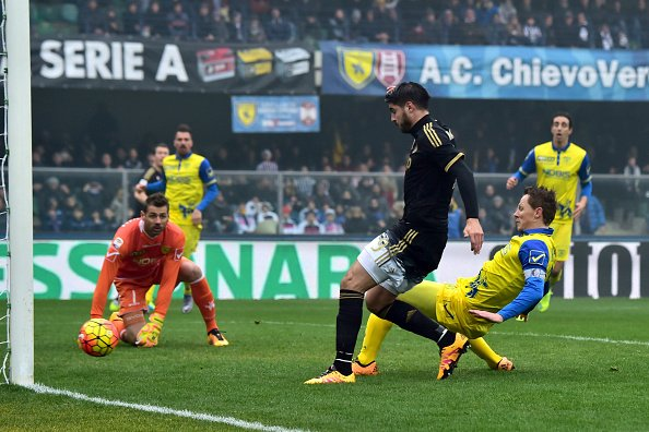 Video: Chievo vs Juventus