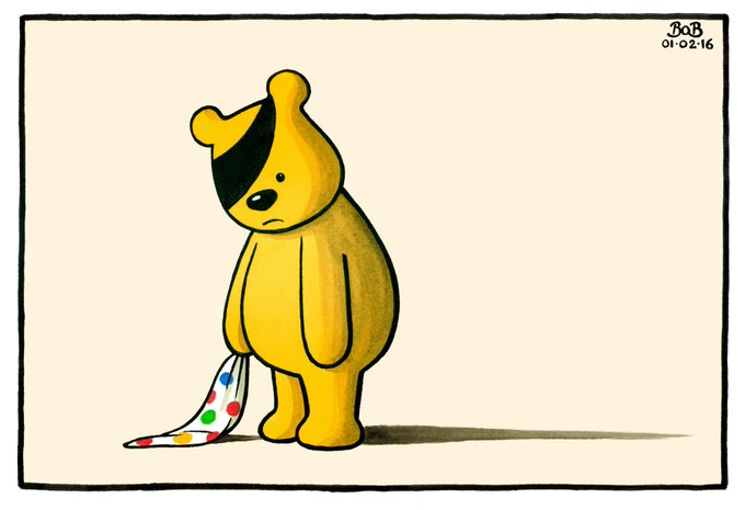 RT @bobscartoons: @Telegraph cartoon - One for Old Tel. rest in peace. #TerryWogan https://t.co/23MX