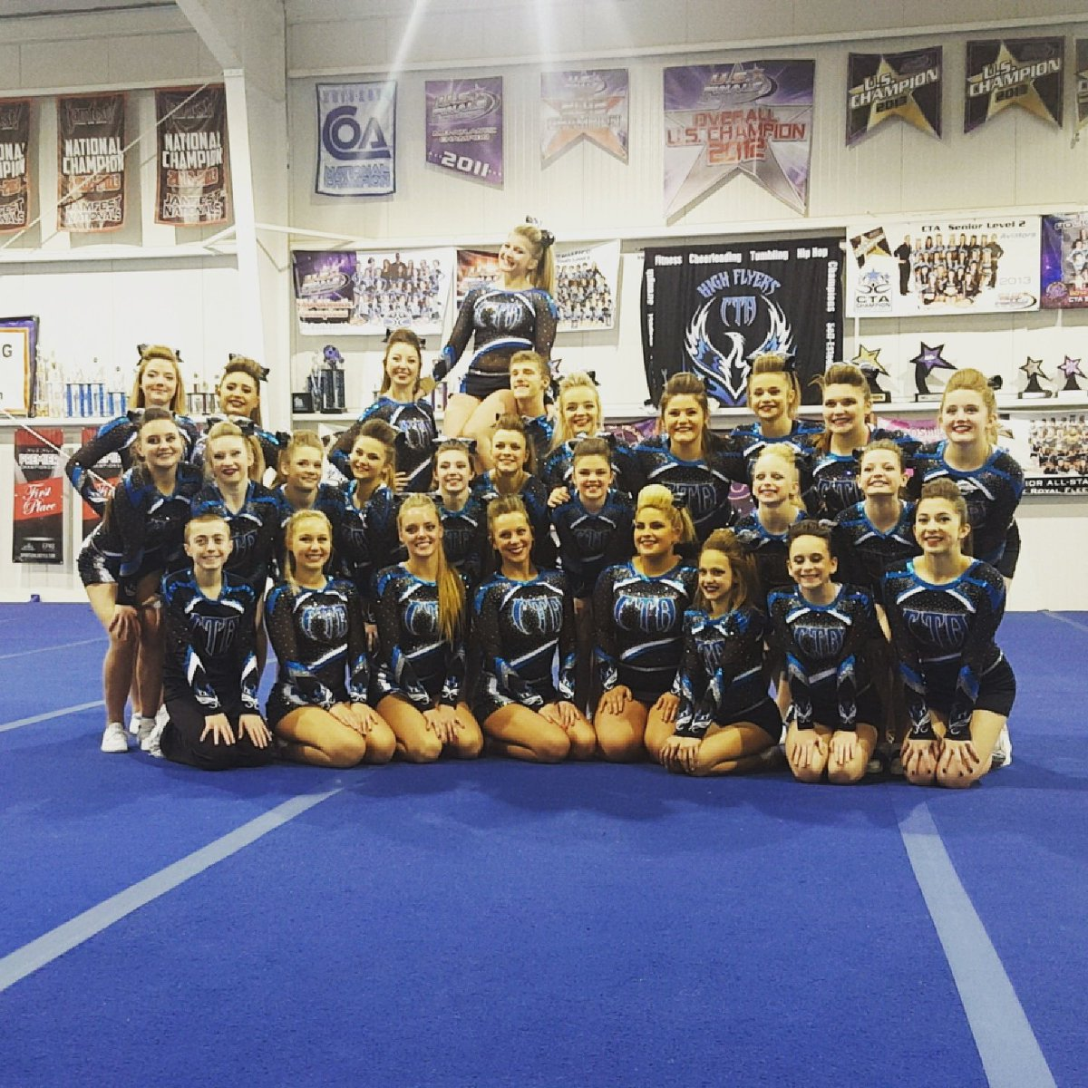 Lady Legacy & Mach5 are ready! Competition season starts in a week! #rebelreveals @RoadtotheSummit @RebelAthletic https://t.co/ALK8wtrjNa