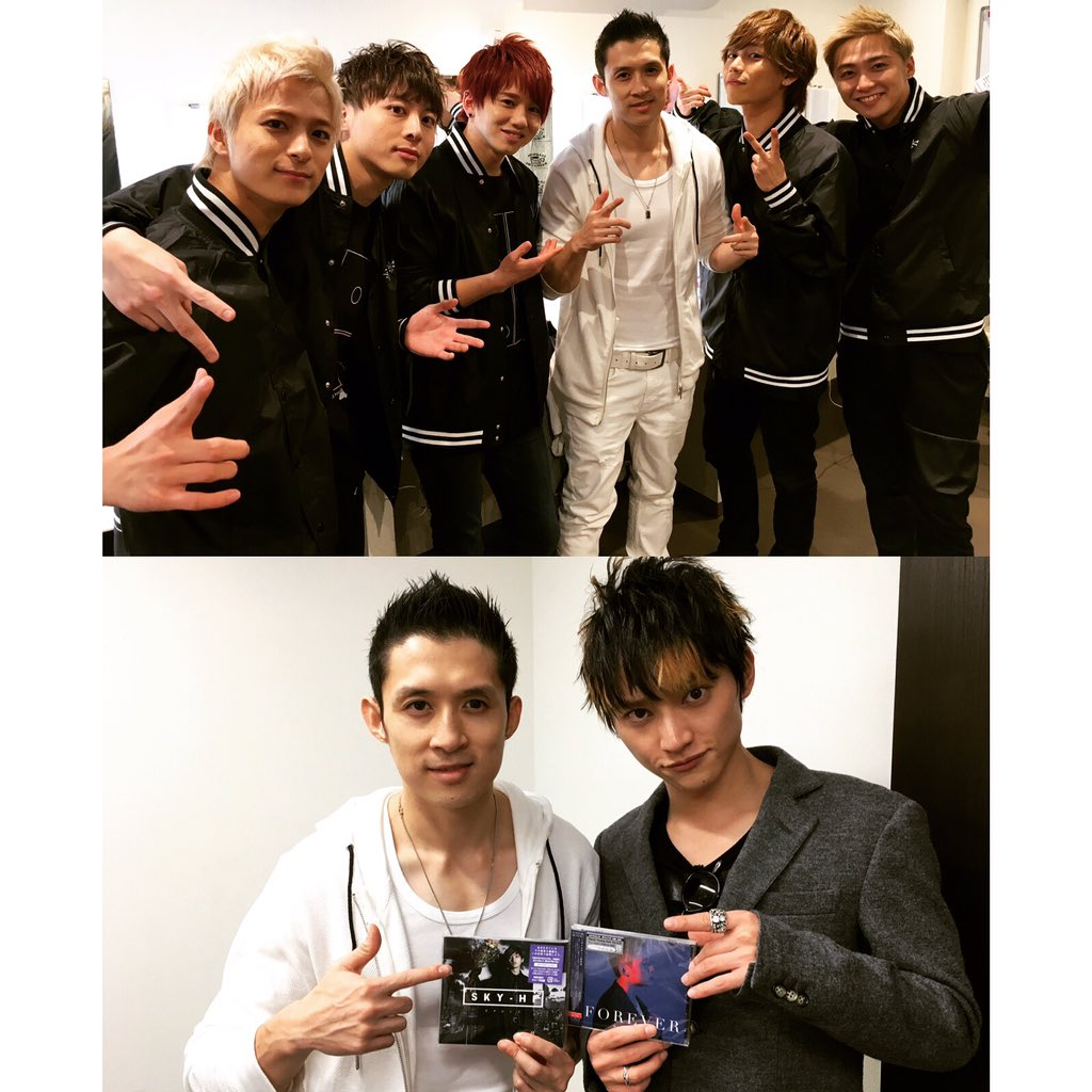 With@Da_iCE_SOTA @Da_iCE_TAIKI @Da_iCE_TORU @Da_iCE_UDAI @Da_iCE_HAYATE @SkyHidaka what a great show,well done guys