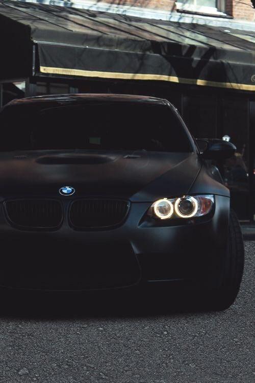 Matte BMW https://t.co/xVV3jYTmyP