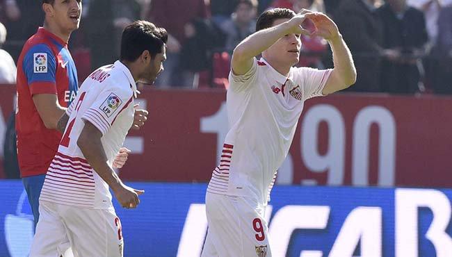 Video: Sevilla vs Levante
