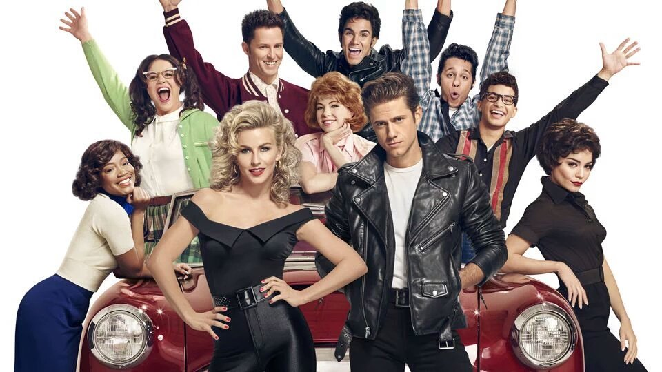 Even tonight's ambitious production of #GreaseLive has to deal with today's #LArain ☔ https://t.co/ZnqYP9QNKl https://t.co/PPQwERNo0W