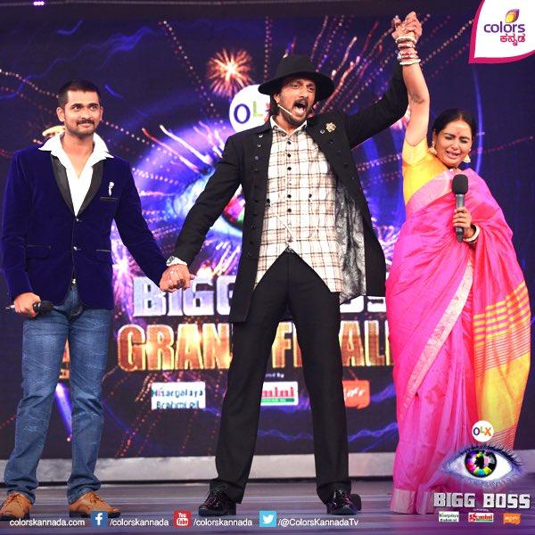 Shruthi Is Bigg Boss Kannada Season 3 Winner - 5 Strong Opponents