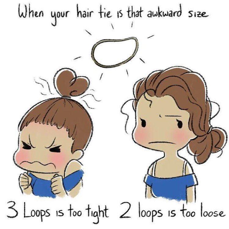 Ohhh the struggle