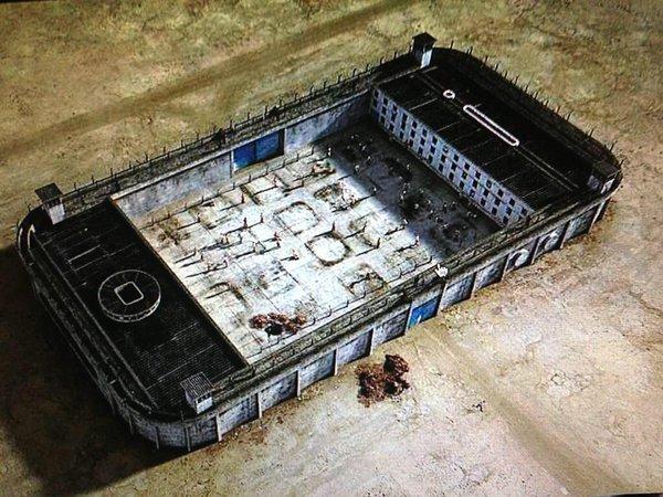 El concepto de cárcel moderna por Banksy. Para reflexionar seriamente. Como todo lo que hace. https://t.co/peHSOSUedU