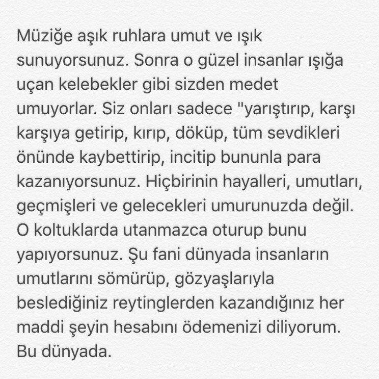 #osestürkiye