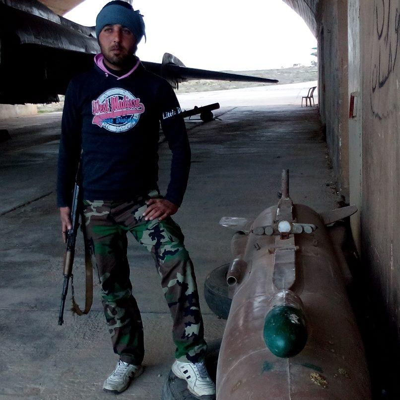 القوات الجويه السوريه .....دورها في الحرب القائمه  - صفحة 2 CaEtQfyWEAAaPzG