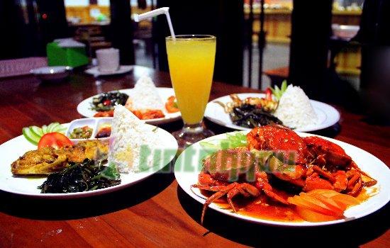 Warung Sea Food Subang, Harga Murah, Rasa Goyang Lidah