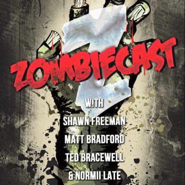 Zombie Cast Live Returns tomorrow 8 pm est Mon. Official @ZombieResearch Radio Show #zombies #TheWalkingDead PLZ RT https://t.co/pspF8aVwSQ