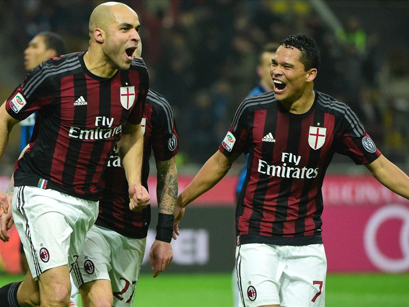 Video: AC Milan vs Inter Milan