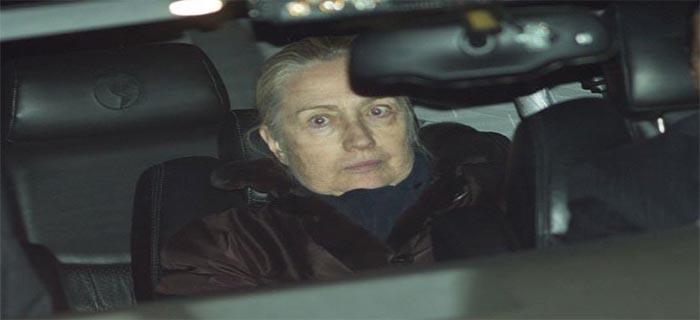 At least a dozen email accounts handled 'top secret' intel on #Clinton server
