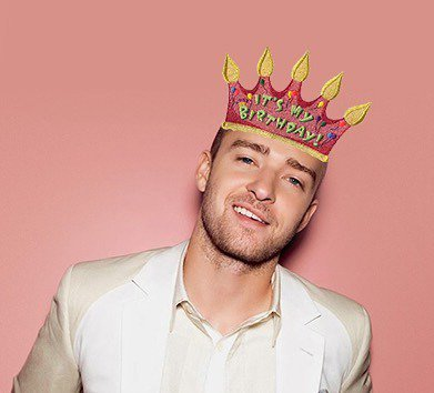 Happy 35th Birthday!!@justintimberlake