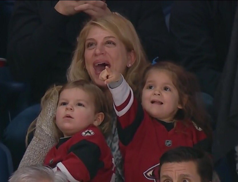 """Does that """"someone from the NHL"""" still wonder if John Scott's kids are proud of him today? https://t.co/dM0hF7g4qa"""