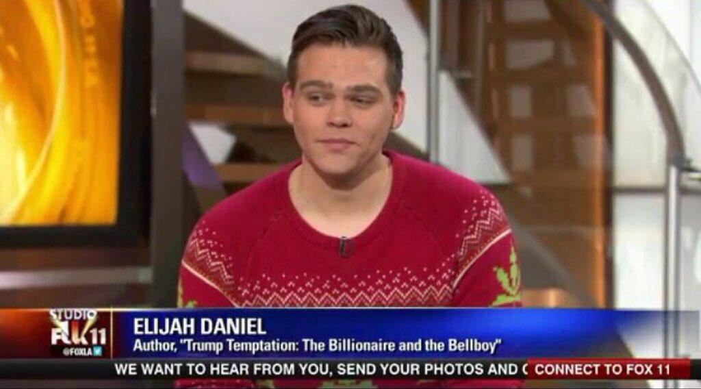 Elijah daniel elijahdaniel twitter for Elijah daniel trump tattoo