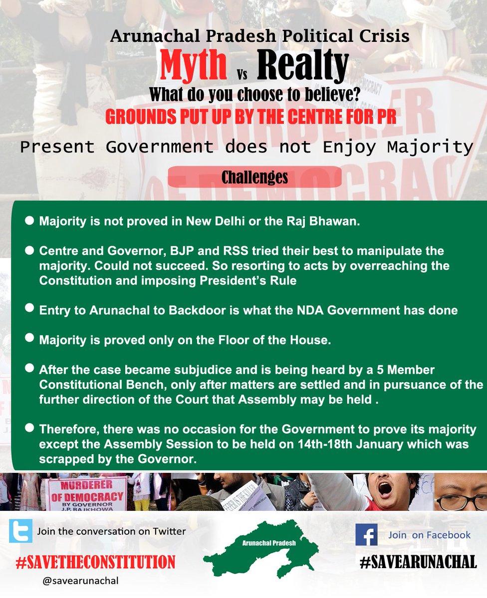 Please go through the real facts of #ArunachalPradesh #SaveArunachal @ibnlive @TimesNow @INCIndia @NabamtukiCM