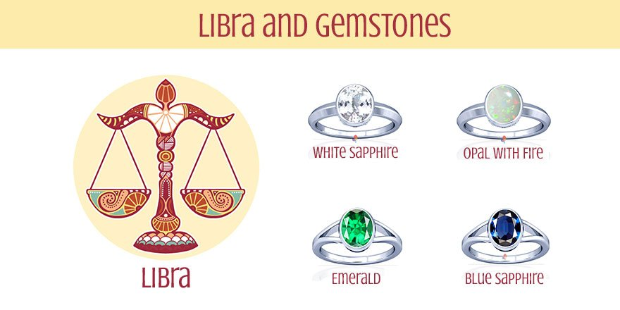 Libra And Gemstones