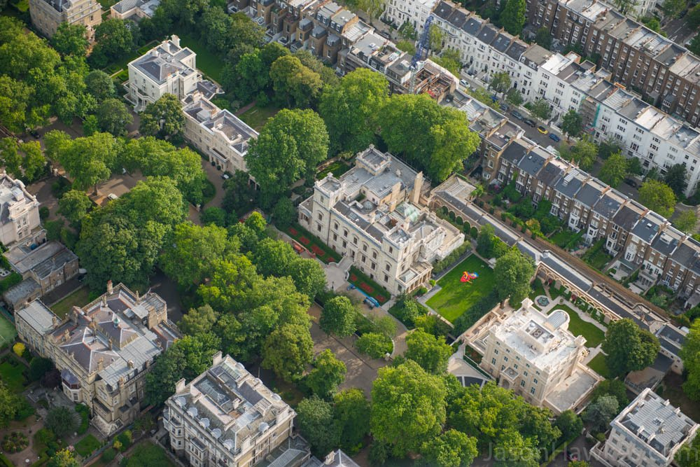 Jason hawkes on twitter london s most expensive for The kensington house