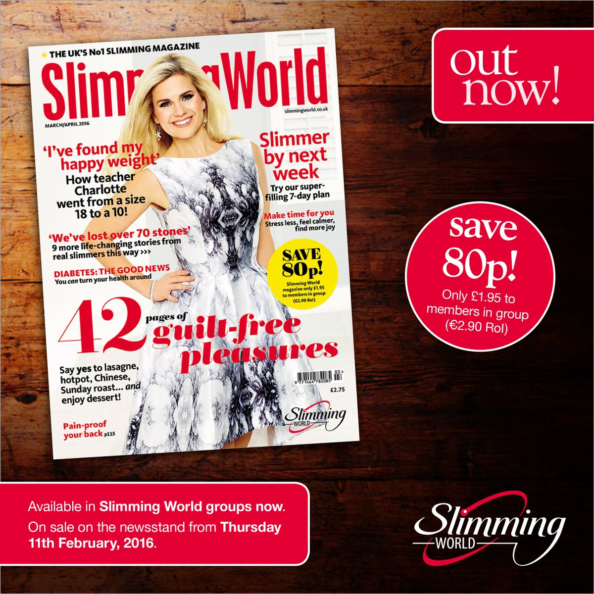 Diann griffiths swwrexham twitter Slimming world my account