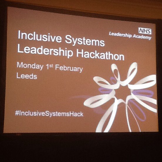 Thumbnail for Leadership Academy - Inclusive Systems Hackathon