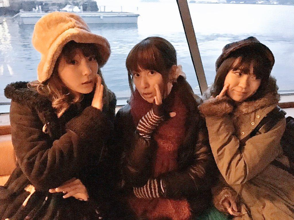 今日は早朝から。 Aqours 9人揃って、静岡県沼津市へ! 色々な所を巡り、 たくさんの事を知るこ…
