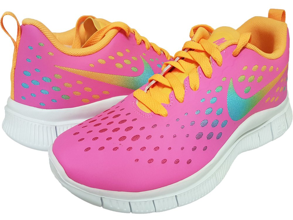 ce876a825283 ... discount nike ebay itm nike free express gs girls grade school athletic  shoe pink youth sneakers