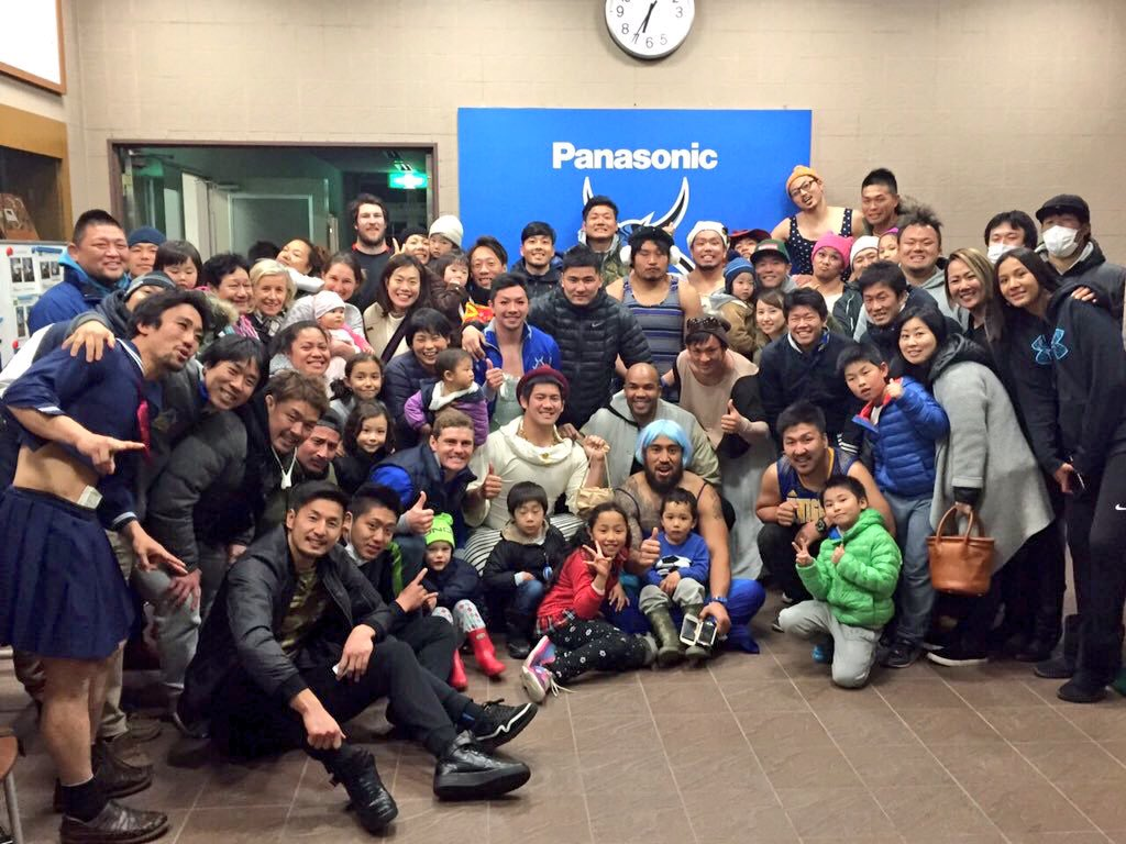 Sayonara my Pana Family! Thank you for the incredible memories & friendship. 3years that I will treasure forever